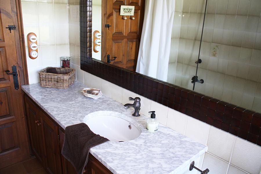 lavabo planta media